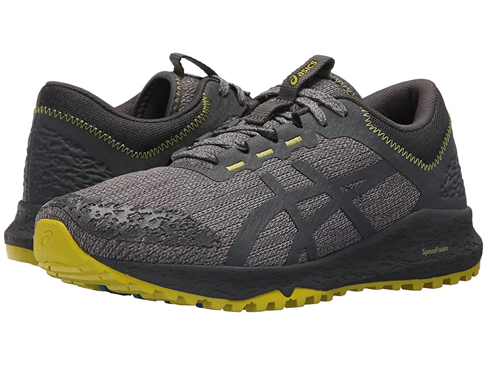 d25e27e5b00b ASICS Alpine XT (Mid Grey Carbon Sulphur Spring) Women s Running Shoes