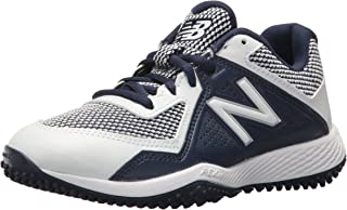 New Balance Boy's Ty4040v4 Turf Baseball Shoe