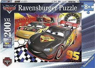 Ravensburger Disney Cars: On The Race Track Jigsaw Puzzle (200 Piece)