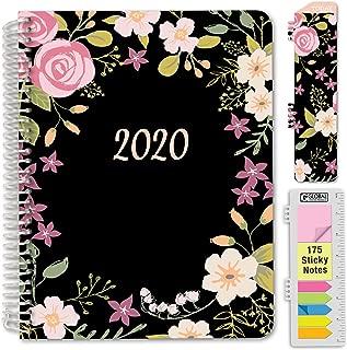 HARDCOVER Calendar Year 2020 Planner: (November 2019 Through December 2020) 8.5