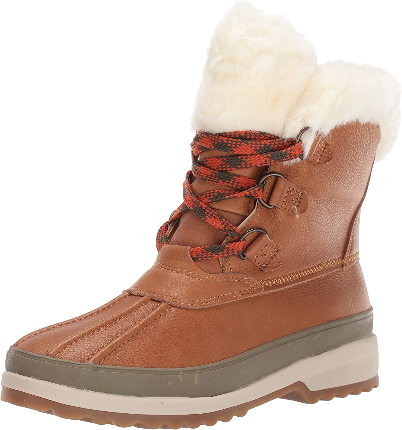 Sperry Women's Maritime Leather Boot Winter Luxury goods NEW