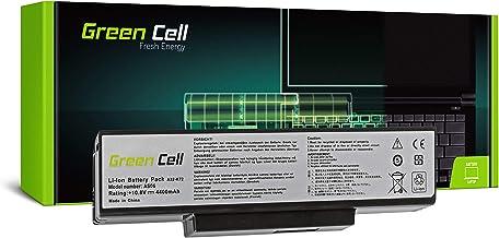 Green Cell Batterie ASUS A32-K72 pour ASUS K72 K72F K72J K73S K73SV N71 N71J N73S N73SV X73S X77 A72 K72D K72DR K72DY K72JK K72JR K72JV N71JV N71V N73 N73J X73E X73 X73BY X73SD X73SV X73T