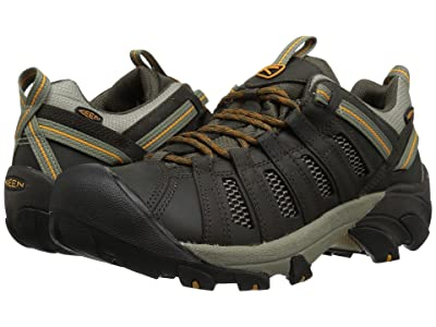 KEEN Voyageur (Black Olive/Inca Gold) Men