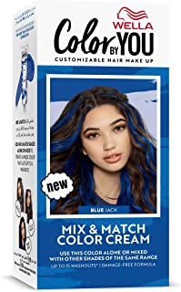 Wella Color by You Mix & Match Color Cream Blue Jack