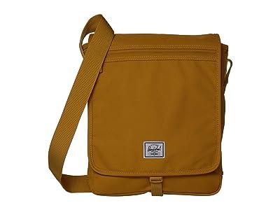 Herschel Supply Co. Lane (Buckthorn Brown) Messenger Bags