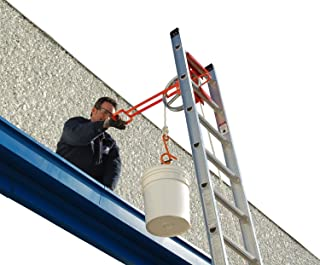 Roof Zone Hoisting Wheel with Long Handle