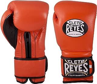 Cleto Reyes ce614o Training Gloves, Unisex Adult, Orange, 14oz