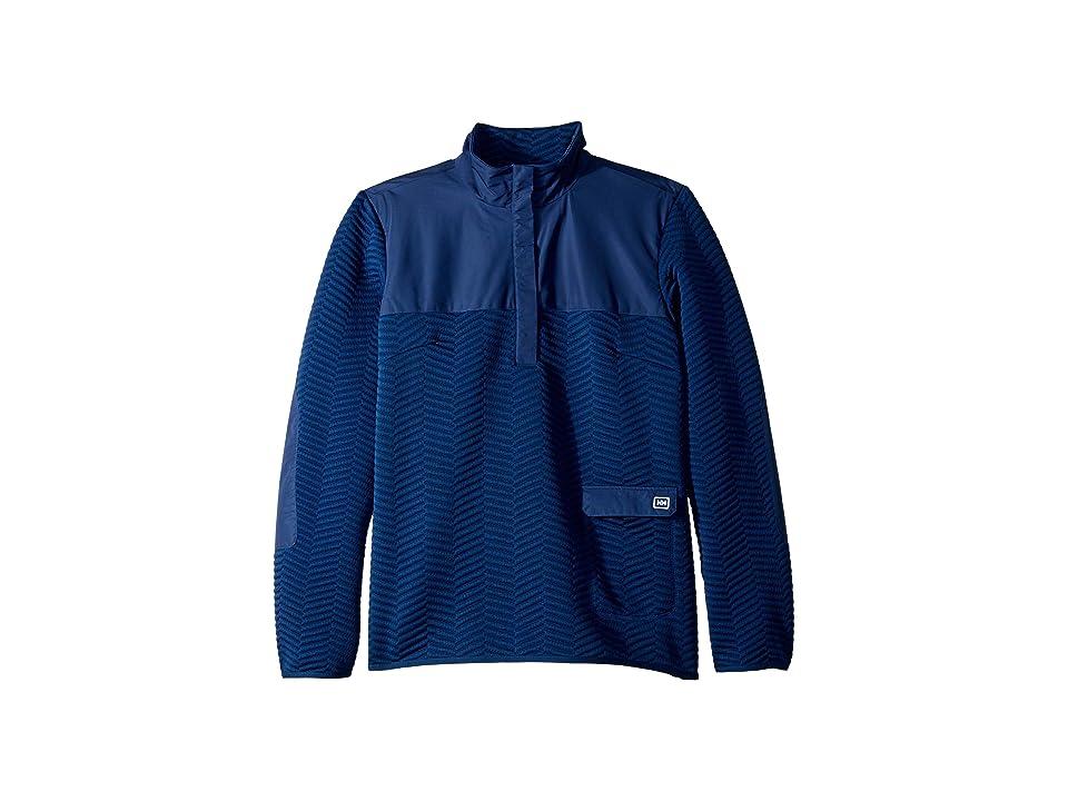 Helly Hansen Lillo Sweater (Catalina Blue) Women