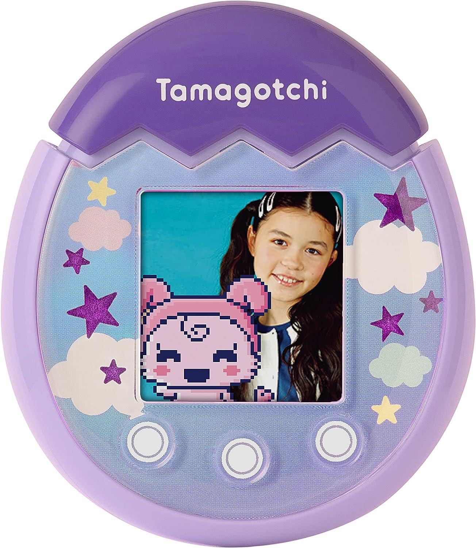 Tamagotchi Pix, Mascota Virtual Color morado