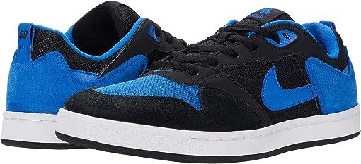 Black/Royal Blue/Black