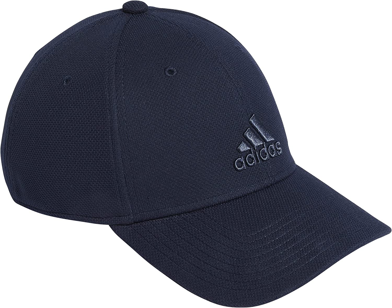 adidas Men's Rucker Structured Stretch Fit Cap