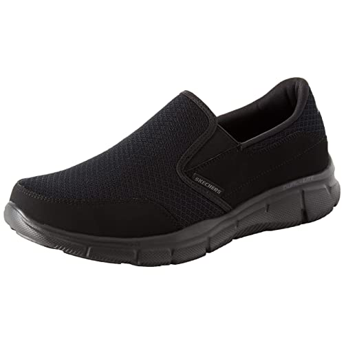 Skechers Mens Equalizer Persistent Slip-On Sneaker