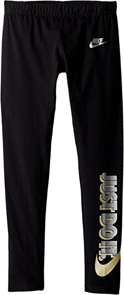 Nike Kids - Sportswear Just Do It Legging (Little Kids/Big Kids)