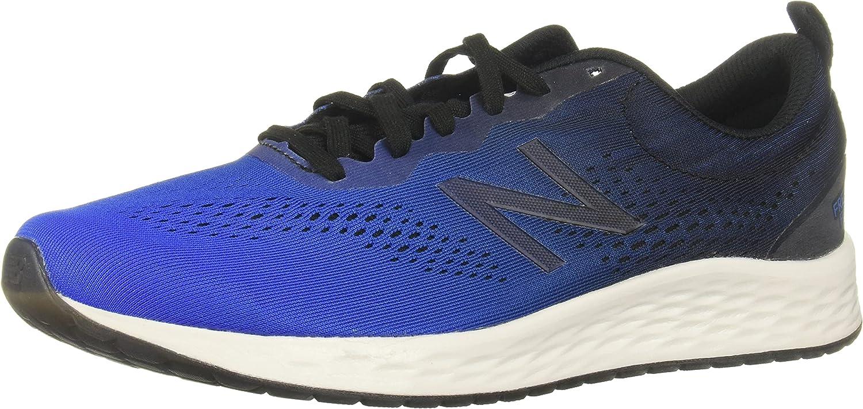 Translated New Balance Men's Fresh Foam Cheap bargain Arishi Blue Shoe Black Running V3
