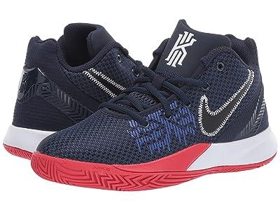 Nike Kids Kyrie Flytrap II (Big Kid) (Obsidian/Black/University Red) Boys Shoes