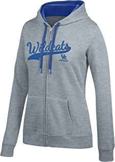 J America NCAA Women's Full Zip Team Jacket