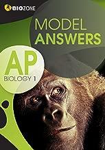 Model Answers AP Biology 1 Student Workbook