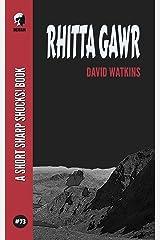 Rhitta Gawr (Short Sharp Shocks! Book 73) Kindle Edition