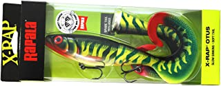 Rapala New 2019 X-Rap Otus XROU-25 Color HTP - Hot Pike for Big Predators Fishing Lure Tackle