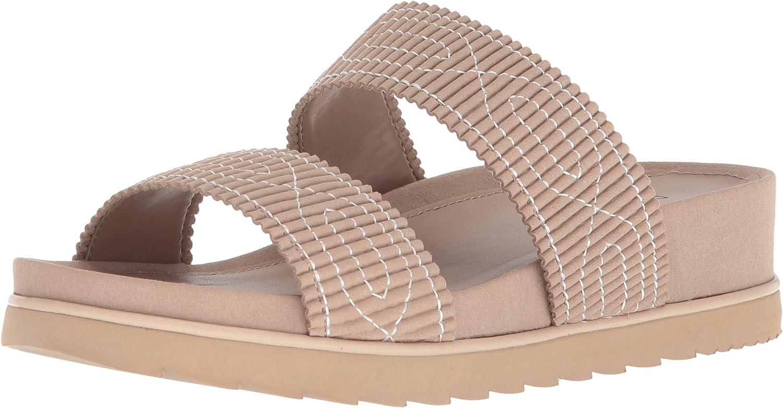 Donald J Pliner Womens Cait Slide Sandal