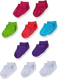 جورابهای برش نازک دخترانه هانز کودک 10-بسته