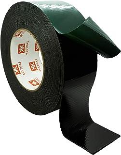 Extra sterke dubbelzijdige tape 50mm x 10m Instant Multi-Surface Fixing - Glas - Metaal - Gelakt Hout - Plastic - Keramiek