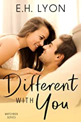 Different with You: A Small Town Friends to Lovers Romance (Matchbox Series Book 1) Kindle Edition