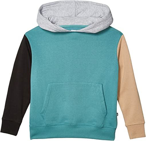 Mens Zip Up Cotton Premium Lightweight Magical Hexagon Hooded Sweatshirt