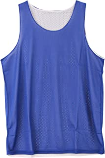 Reversible Basketball Jerseys Pinnies for Men and Youth (Bulk, Singles)