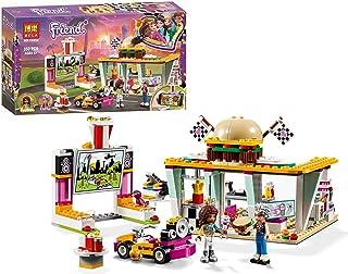Bela Friend Mobile Restaurant Building Blocks 350 Pcs - 05088