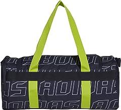 حقيبة رياضية 4 اثلتس دي يو اف اس جي دبليو للجنسين من اديداس، اللون: أسود، المقاس: مقاس واحد.