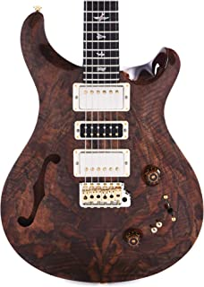 PRS Private Stock #7895 Special Semi-Hollow F-Hole Natural Figured Walnut w/Figured Mahogany Neck & Ebony Fingerboard
