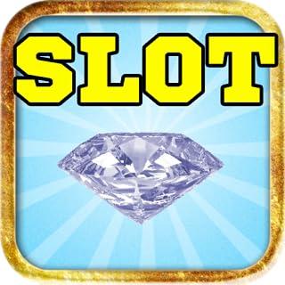 Poker Slot Machine: Dazzling Diamond Rock Jewel Queen Vegas Casino