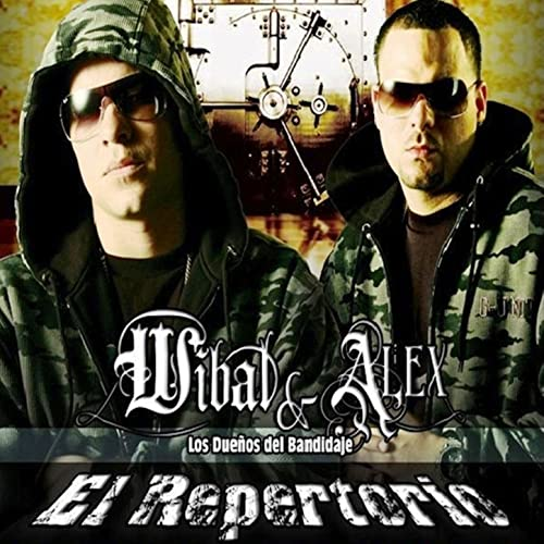 el repertorio wibal y alex