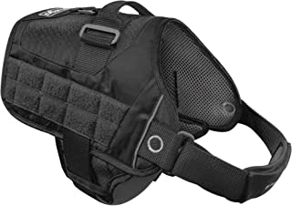 Kurgo Molle Clip Compatible Dog Harness | Molle Vest for Dogs | Service Dog Training Vest | Service Dog Molle Vest | Rs To...