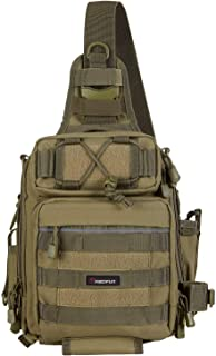 Piscifun Fishing Tackle Storage Bag Outdoor Shoulder...