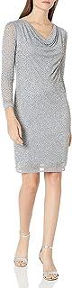 فستان قصير مطرز للنساء من Marina