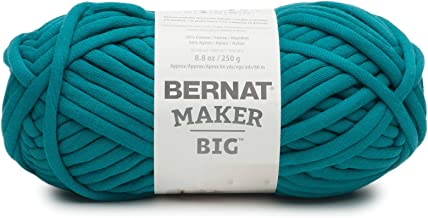 Bernat 16122525014 Maker Big Yarn Deep Teal