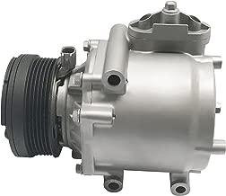 RYC Remanufactured AC Compressor and A/C Clutch IG557