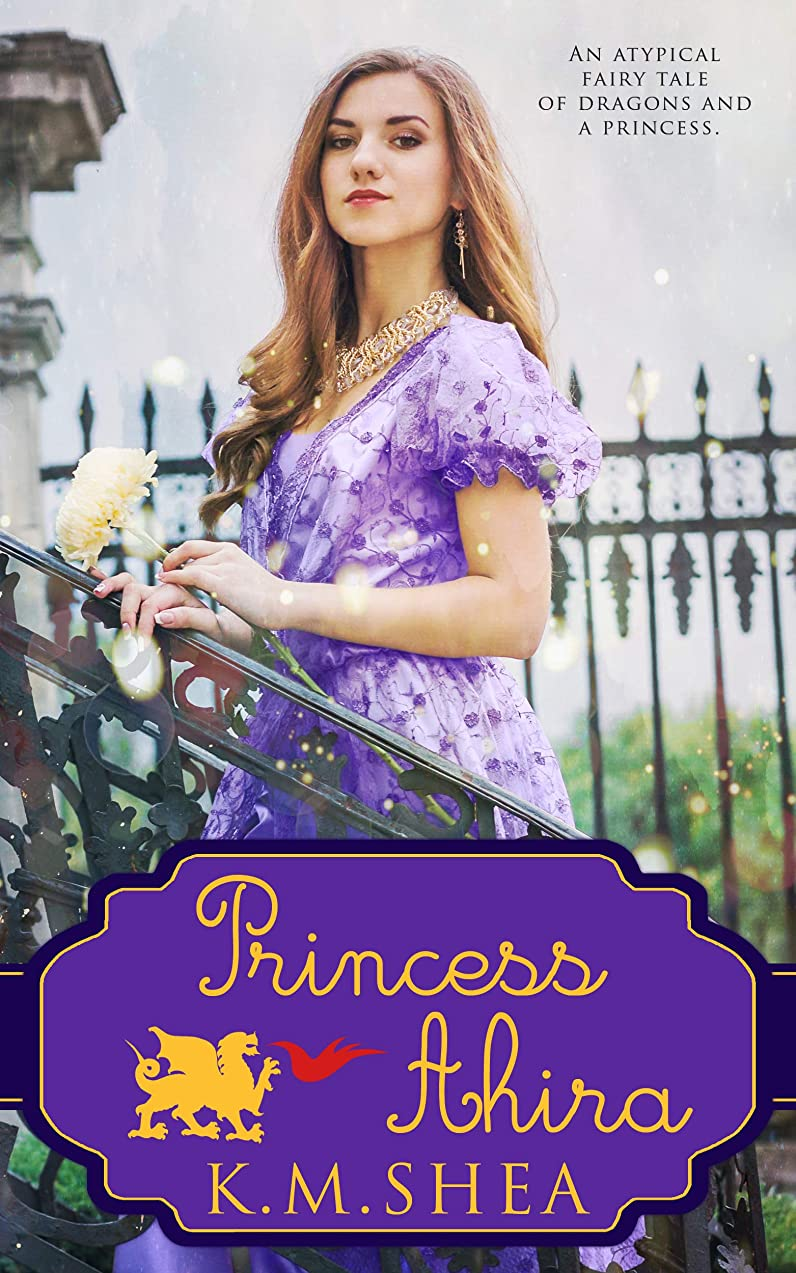 急行するリンケージ蛇行Princess Ahira: An atypical fairy tale of dragons and a princess (English Edition)