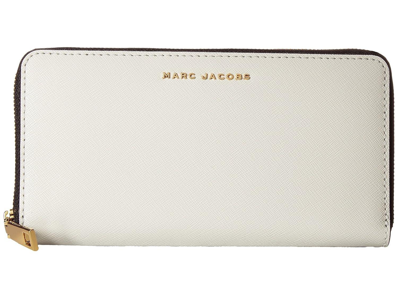 [マークジェイコブス] Marc Jacobs レディース Saffiano Bicolor Vertical Zippy ウォレット [並行輸入品]