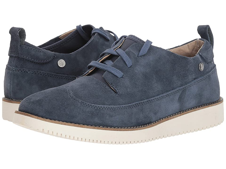 Hush Puppies Chowchow WT Oxford (Vintage Indigo Suede) Women