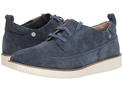 Outlet Enjoy Hush Puppies Chowchow WT Oxford Vintage Indigo Suede New And Fashion Cheap Sale Shop For New Styles Sale Online iBBgQGrA