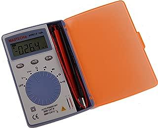 【保証期間と日本語説明書付き】超薄型 ポケット型デジタルマルチメータ、MS8216 MASTECH