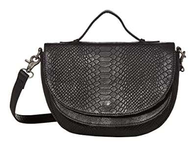 Day & Mood Brandi Top-Handle (Black) Handbags