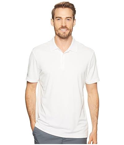 adidas Golf Performance Polo (White 1) Men