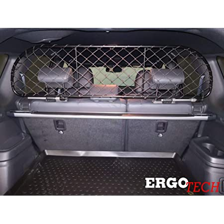 Ergotech Trennnetz Trenngitter Hundenetz Hundegitter Für Mitsubishi Outlander Ab Bj 2013 Haustier
