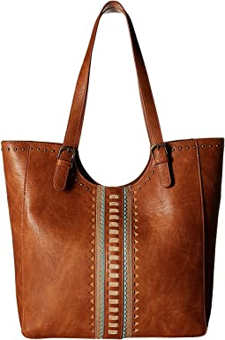 American West El Dorado Large Scoop Top Tote