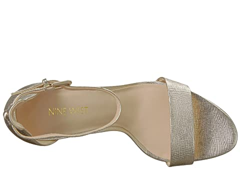 West Heel Sandal Nine Mana Stiletto dqXUY8