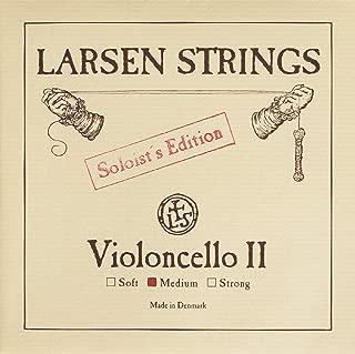 LARSEN Cello Strings (LC-DMEDSOLO)